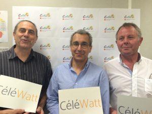 CéléWatt au Jury régional Catalis