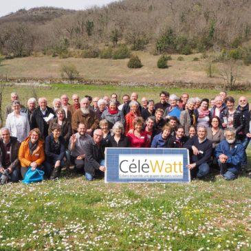 Première AG pour CéléWatt
